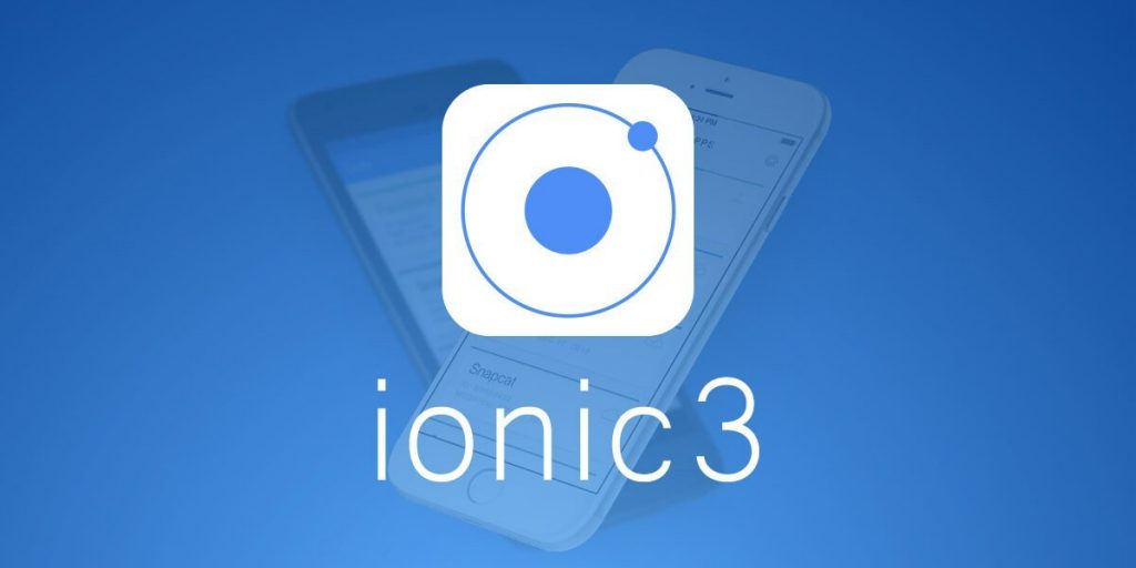 Ionic, ¿Qué es un cómo se usa?