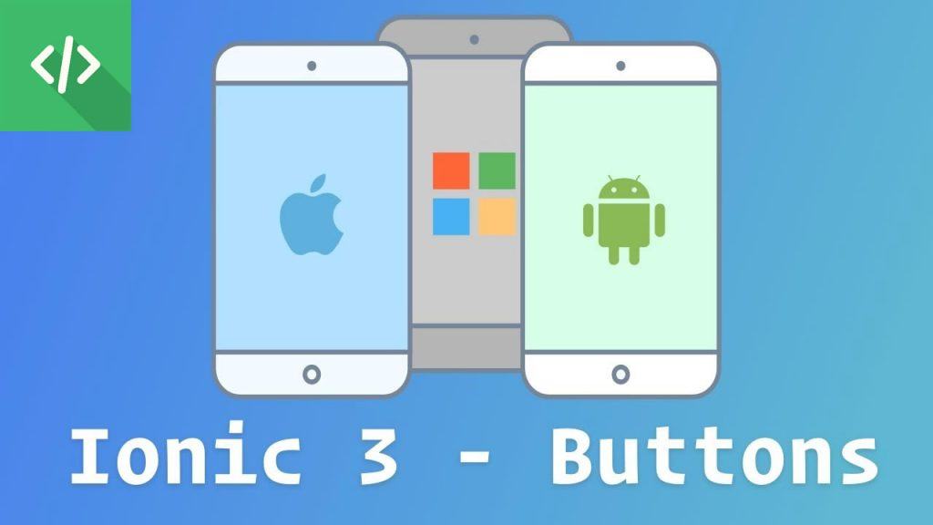 Ionic Button