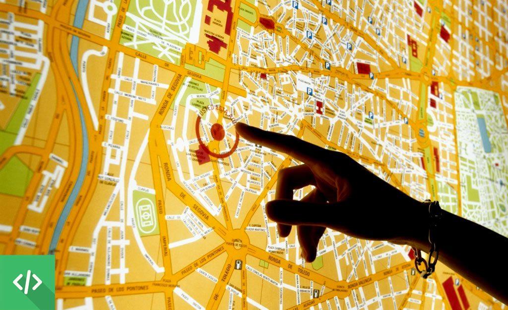 Google maps Ionic