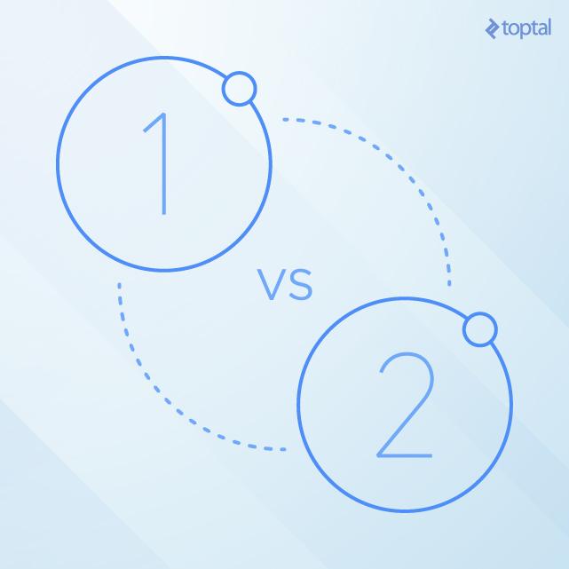 ionic 1 vs ionic 2