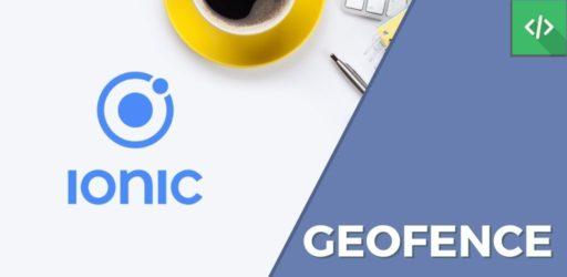 Geofence Ionic